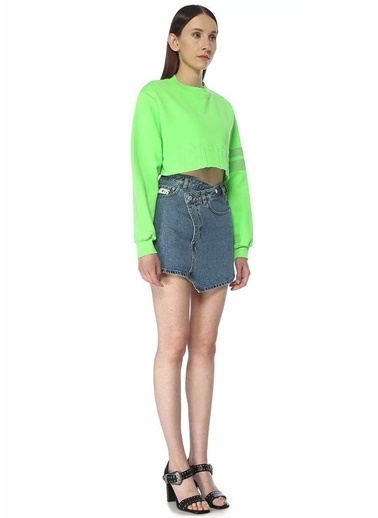 Gcds Tişört Yeşil